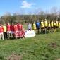 Футболна среща между ученици от Батановци и Перник